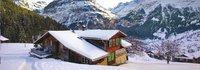 Ravensburger Panoramapuzzel Winterlandschap-Vooraanzicht