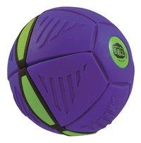 Goliath frisbee Phlat Ball V3 mauve/vert-Avant