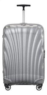 Samsonite Harde reistrolley Cosmolite 3.0 Spinner silver 75 cm-Vooraanzicht