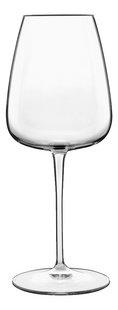 Luigi Bormioli 6 verres à vin blanc I Meravigliosi 35 cl-Avant