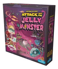 Attack of the Jelly Monster ENG-Linkerzijde