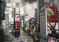 Ravensburger puzzel Times Square-Vooraanzicht