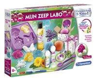 Clementoni Wetenschap & Spel Mijn zeep labo-Linkerzijde