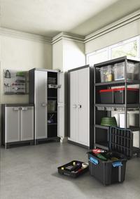 Kis armoire haute en matière synthétique XL-Image 4