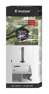 AeroCover Beschermhoes voor hangparasol polyester 250 x 55/60 cm-Vooraanzicht