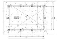 Ubbink piscine en bois Linea 3,50 x 5,05 m-Détail de l'article