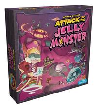 Attack of the Jelly Monster ENG-Rechterzijde