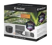 AeroCover Beschermhoes voor tuinset rond polyester 150 x 85 cm-Vooraanzicht