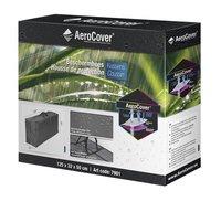 AeroCover Beschermtas voor rechthoekige kussens polyester L 125 x B 32 x H 50 cm-Rechterzijde