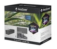 AeroCover Beschermtas voor rechthoekige kussens polyester L 175 x B 80 x H 60 cm-Rechterzijde