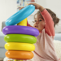 Fisher-Price stapelringen Giant Rock A Stack-Afbeelding 2