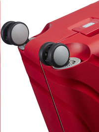 American Tourister Valise rigide Lock'N'Roll Spinner energetic red 69 cm-Base