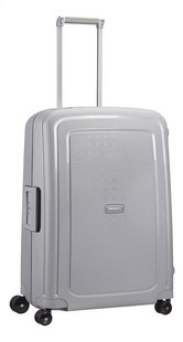 Samsonite Harde reistrolley S'Cure Spinner silver 69 cm-Linkerzijde