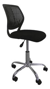 Demeyere Meubles chaise de bureau pour enfant Oblick noir