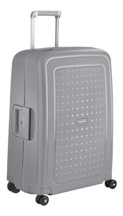 Samsonite Harde reistrolley S'Cure Spinner silver 75 cm-Linkerzijde