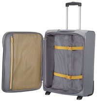 American Tourister Valise souple San Francisco Upright grey 55 cm-Détail de l'article
