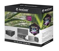 AeroCover Housse de protection pour ensemble lounge polyester L 170 x Lg 100 x H 70 cm-Côté droit