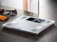 Soehnle Pèse-personne/impédancemètre Shape Sense Profi 200 gris/inox-Image 1