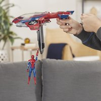 Spider-Man Far From Home Spider-Jet met Spider-Man-Afbeelding 1