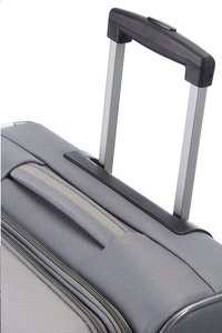American Tourister Valise souple San Francisco Upright grey 55 cm-Vue du haut