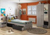 Tempo dubbele lade voor bed-Afbeelding 1