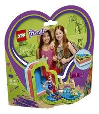 LEGO Friends 41388 La boîte cœur d'été de Mia-Côté gauche