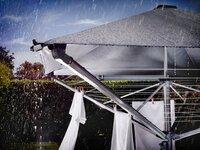 Leifheit Linoprotect 400 Droogmolen-paraplu 40 m-Afbeelding 2