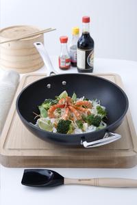 Le Creuset wok Les Forgées 26 cm-Afbeelding 2