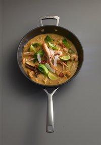 Le Creuset wok Les Forgées 26 cm-Afbeelding 3