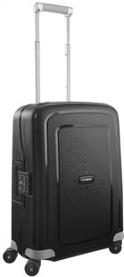 Samsonite Valise rigide S'Cure Spinner black 55 cm-Avant