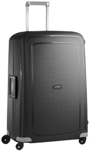 Samsonite Harde reistrolley S'Cure Spinner black-Vooraanzicht