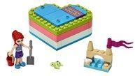 LEGO Friends 41388 La boîte cœur d'été de Mia-Avant
