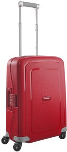 Samsonite Valise rigide S'Cure Spinner crimson red 55 cm-Avant