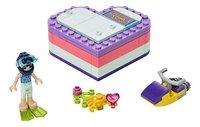 LEGO Friends 41385 La boîte cœur d'été d'Emma-Avant