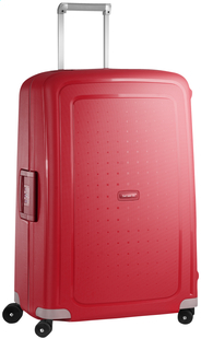 Samsonite Valise rigide S'Cure Spinner crimson red 75 cm
