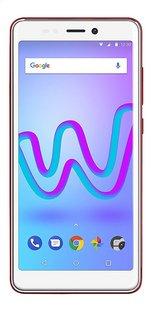 Wiko smartphone Jerry 3 Rood-Vooraanzicht