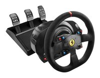 Thrustmaster Stuurwiel met pedalen PS4 T300 Ferrari Integral Racing Wheel Alcantara Edition