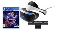 PlayStation VR + VR Worlds + Camera