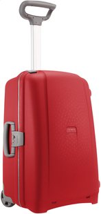 Samsonite Valise rigide Aeris Upright red 65 cm-Avant