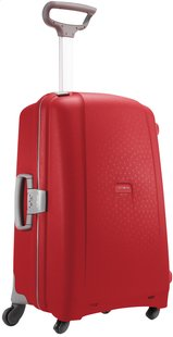 Samsonite Harde reistrolley Aeris Spinner red-Overzicht