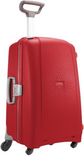 Samsonite Harde reistrolley Aeris Spinner red 75 cm
