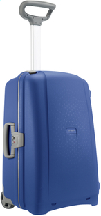 Samsonite Harde reistrolley Aeris Upright vivid blue 65 cm-Vooraanzicht
