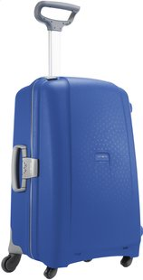 Samsonite Valise rigide Aeris Spinner vivid blue 68 cm-Avant