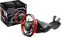 XBOX One Racing Wheel Ferrari 458 Spider met pedalen-Artikeldetail
