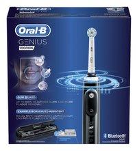 Oral-B Tandenborstel Genius 10000N Black-Vooraanzicht