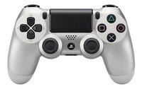Sony draadloze controller PS4 Dualshock 4 V2 zilver