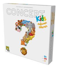 Concept Kids Dieren-Rechterzijde