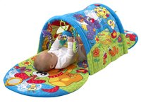 Playgro tapis de jeu/tunnel Puppy Playtime Tunnel Gym