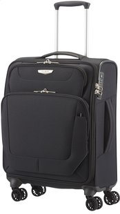Samsonite Valise souple Spark Spinner black 55 cm