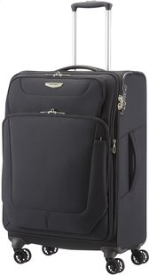 Samsonite Valise souple Spark Spinner black EXP 67 cm